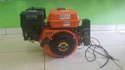 Motor rabeta 6,5 HP com partida elétrica