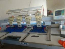 Maquina de bordado
