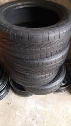 4 pneus goodyear meia vida