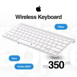 Teclado Apple Wireless Keyboard - Novo!