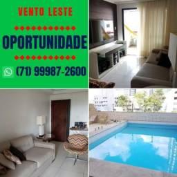 Vento Leste, Costa Azul, 3 quartos com suíte em 97m² - Por 450.000  green