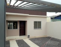 Casa nova no Periolo de 3 quartos, financia MCMV