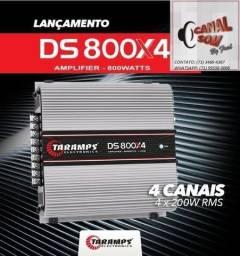 Usado, Módulo Taramps DS800, Top! 399,99 À Vista ou 12X 38,00 Instalação GRÁTIS! comprar usado  Salvador