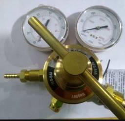 Regulador de pressão de argônio