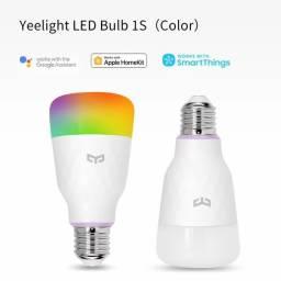 Lâmpada Xiaomi Yeelight Smart Led Bulb 1s (color) 8,5w Novo comprar usado  Brasilia