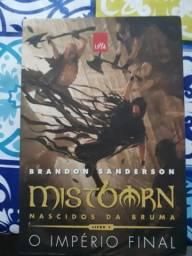 Brandon Sanderson Mistborn - O Império Final