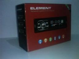 Radio MP3 Player som automotivo 8850 com SD Bluetooth Pendrive FM