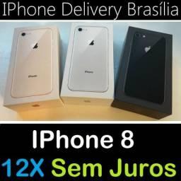 IPhone 8 ( 12X Sem Juros + Nota Fiscal )