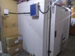 Câmara frigorífica nova !!!