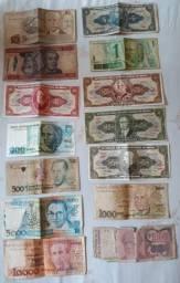 Notas antigas - R$2.000,00