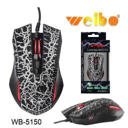 Mouse Weibo Garming Gamer 6D