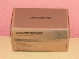 Radio Baofeng UV-5r ht produto novo na caixa em Poa-rs
