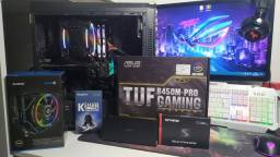 PC Gamer , Livestream, multitask, trabalho (SEM PLACA DE VÍDEO)