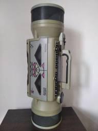 (incrível bombox da década de 80) original e funcionando