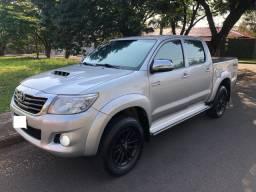 Toyota Hilux SRV 3.0 4x4 Diesel Automática 2013