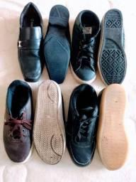 Sapatos Meninos n.37