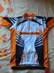 Camiseta p ciclismo Nova