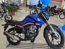 Moto honda cg 160 titan (Silas)