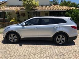 Grand Santa Fé Hyundai V6 Blindada 13/14