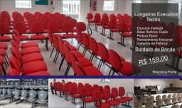 Cadeiras, longarinas para igrejas