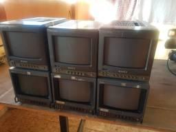 Monitores Sony Pvm8020 e Sony Pvm8041q