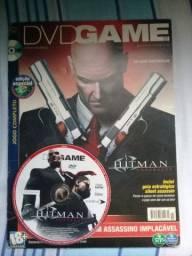 Jogo Original Hitman Contracts + Revista