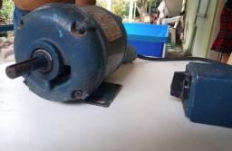 Motor assíncrono trifásico