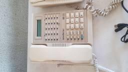 Telefones + terminal inteligente Intelbras 630