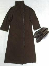 Título do anúncio: Jaqueta marrom - Tam M
