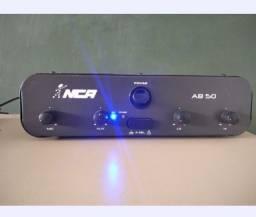 Título do anúncio: Amplificador NCA AB 50