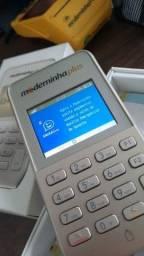 Máquina de cartão moderninha plus - PagSeguro
