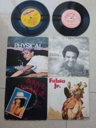Vendo 42 discos de vinil/ LP