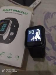Smartwatch D20!! Promoção das últimas 2 peças