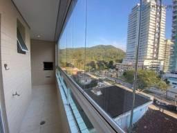 Título do anúncio: Apartamento à venda, 62 m² por R$ 287.000,00 - Canto do Forte - Praia Grande/SP