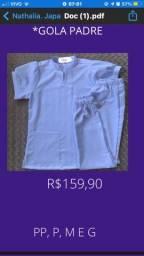 Título do anúncio: Pijama cirúrgico pp