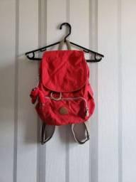 Mochila Kipling City Pack S red