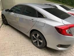 Honda Civic G10 EXL 16/17 Blindado