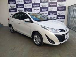 Toyota Yaris Sedan 1.5 XL AT flex - 2019/2019 - R$ 84.000,00