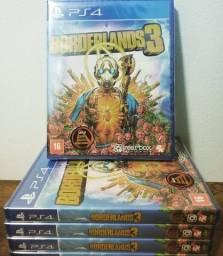 Game Borderlands 3 PS4 Lacrado
