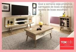 Painel de tv, rack, mesa de centro, aparador, móveis planejados