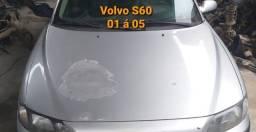 Título do anúncio: Capô  volvo  s60  01 á  05