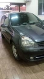 Renault clio sedan c/ gnv 2005