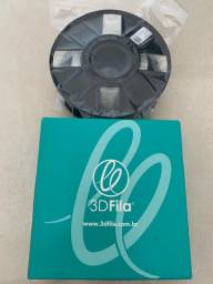 Título do anúncio: Filamento Flexível - transparente - 250g - 1,75mm