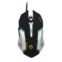 Título do anúncio: Mouse Gamer Com Fio 2400DPI Hayom MU2906 - Loja Dado Digital