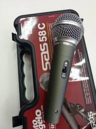 Microfone Santo Ângelo 58C