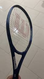 Título do anúncio: Vendo raquete de tenis USADA 1 VEZ (NF)