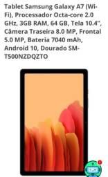 Título do anúncio: Tablet Tab A7