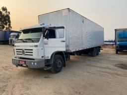 Caminhão Truck Vw 13-180 baú 11,5 2004 caminhão perfeito