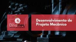 Título do anúncio: Desenvolvimento de Projeto Mecânico