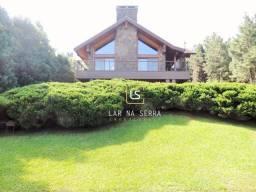 Casa com 5 dormitórios à venda, 450 m² por R$ 9.275.000,00 - Laje de Pedra - Canela/RS